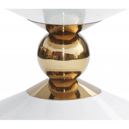 "Malia Coffee Table - 28"" W x 28"" D x 16.5"" H"