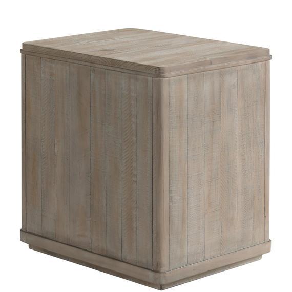 Riverside - Intrigue - Mobile File Cabinet - Hazelwood Finish