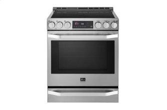 LG STUDIO 6.3 cu. ft. Induction Slide-in Range with ProBake Convection™ and EasyClean™