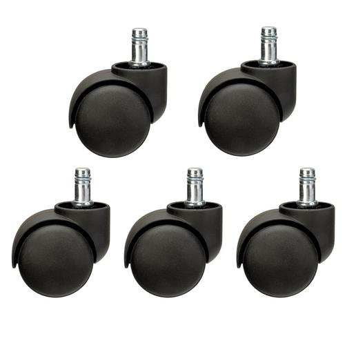 Modway - Caster Office Chair Casters Set of 5