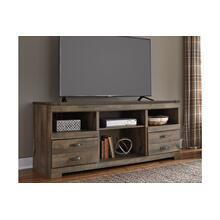LG TV Stand w/Infrared Fireplace Insert