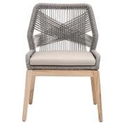 Loom Outdoor Dining Chair Product Image