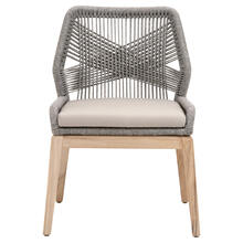 Loom Outdoor Dining Chair
