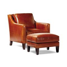Donovan Chair and Ottoman