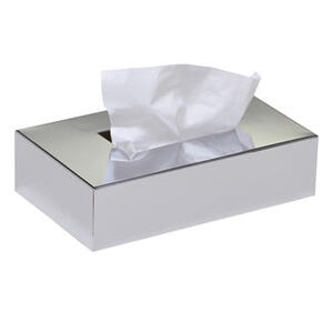 Essentials Freestanding Tissue Dispenser, 100 Sheets