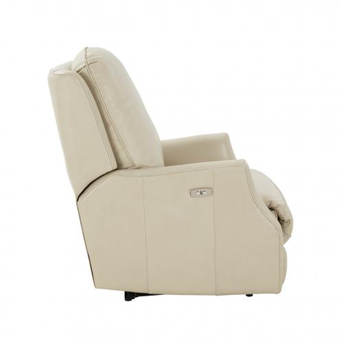 Gallery - Springfield Power Recline Parchment