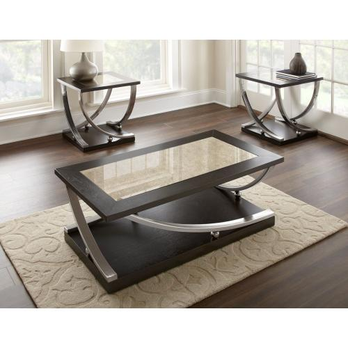 Gallery - Ramsey 3-Piece Set (Cocktail & 2 End Tables)