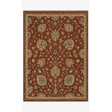 View Product - LE-01 Rust Rug