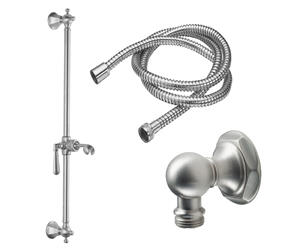 Slide Bar Handshower Kit - Lever Handle With Hex Base Product Image