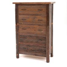 See Details - Old Yellowstone - Original Jackson 5 Drawer Dresser