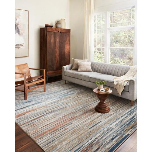 BIA-08 Pebble / Multi Rug