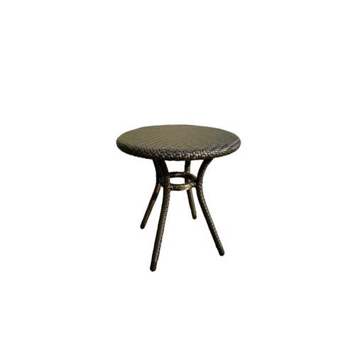 """Ratana - Palm Harbor 18"""" Rd End Table w/Mesh Support"""