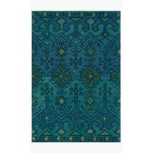View Product - GQ-02 Green / Teal Rug