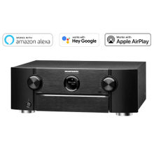 9.2ch. 8K AV Receiver with HEOS® Built-in and Voice Control