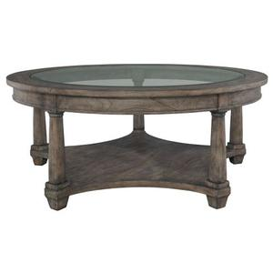 Lincoln Park Round Coffee Table