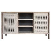 Server, Available in Vintage Smoke Finish Only.
