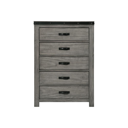 Gallery - Wade 5-Drawer Chest