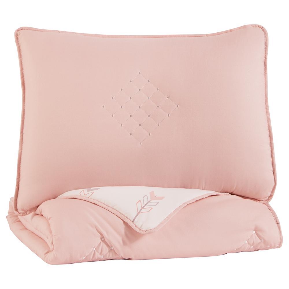Lexann Twin Comforter Set