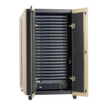 EdgeReady Micro Data Center - 15U, Quiet, 1.5 kVA UPS, Network Management and PDU, 120V Assembled/Tested Unit