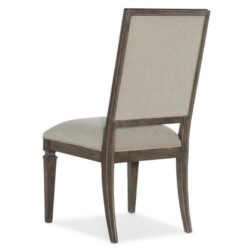 Woodlands Upholstered Side Chair - 2 per carton/price ea