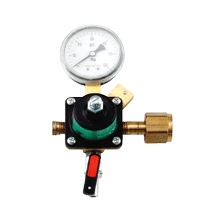 Single Gauge Regulator