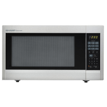 Sharp Carousel Countertop Microwave Oven 2.2 cu. ft. 1200W Stainless Steel