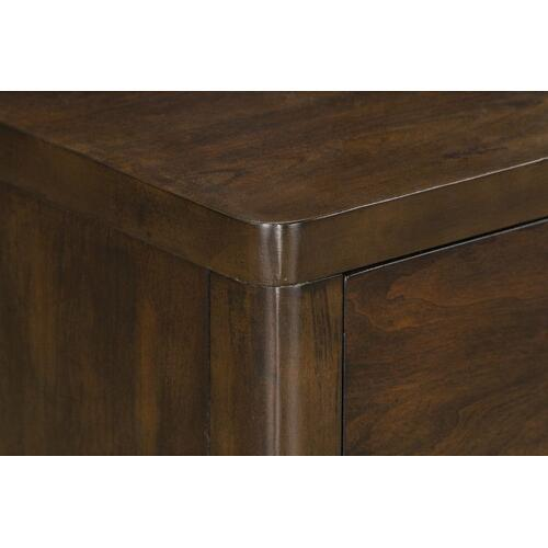 Simone Nightstand, Almond