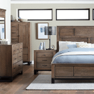 Delridge Bedroom Collection Product Image