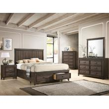 Crown Mark B3150 Presley Storage Queen Bedroom