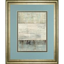 """Of Fog & Snow"" By Heather Ross Framed Print Wall Art"