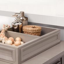 See Details - Moonstone Palermo 6-Drawer Assembled Double Dresser