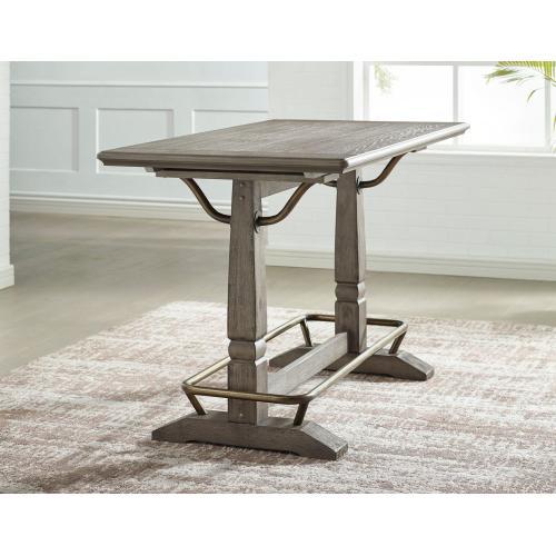 Ryan 59.5-inch Gathering Table