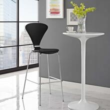 Passage Dining Bar Stool in Black