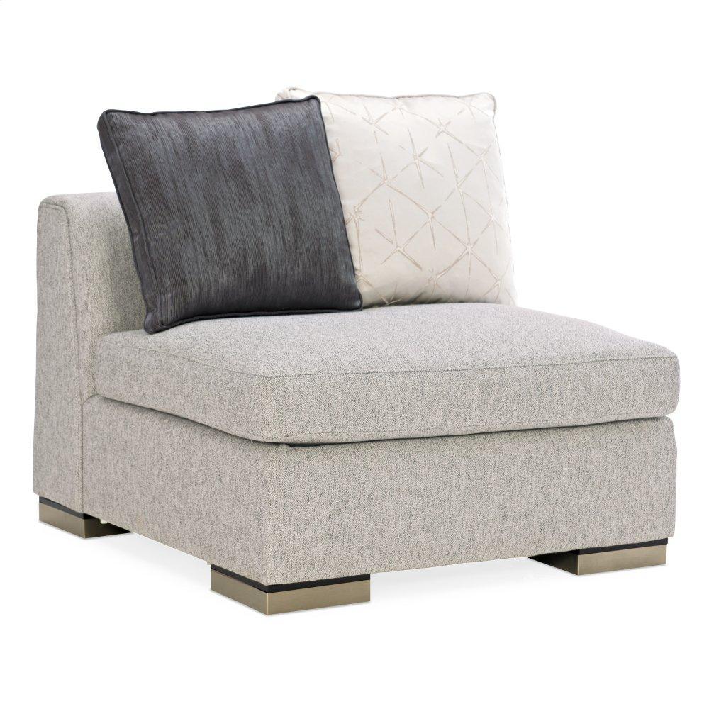 Edge Armless Chair