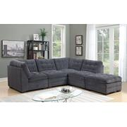 Morrison Charcoal Sectional, U2319 Product Image