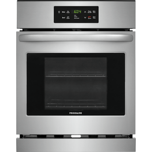 24'' Single Electric Wall Oven - STAINLESS STEEL
