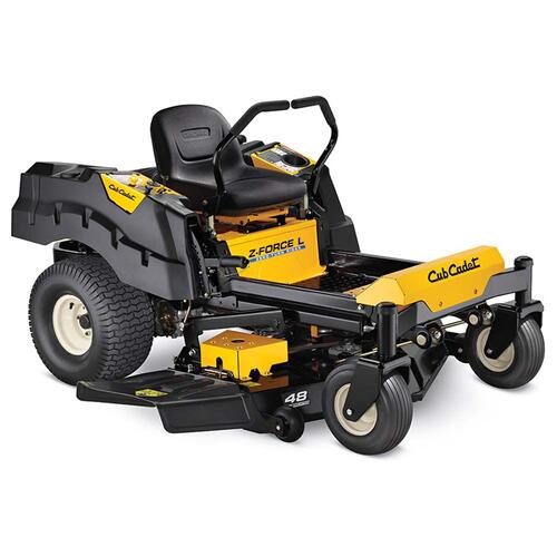 Z-Force L48 Cub Cadet Zero Turn Mower