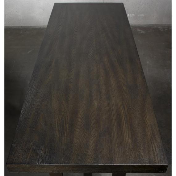 Riverside - Magnus - Console Table - Umber Finish