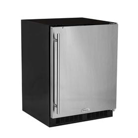 24-In Low Profile Built-In All Refrigerator with Door Swing - Right