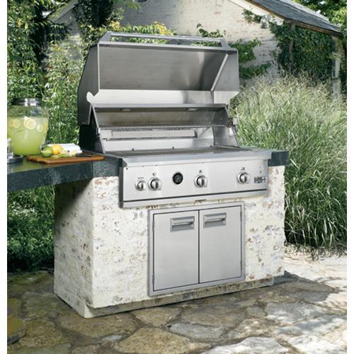 """Monogram 42"""" Outdoor Cooking Center"""