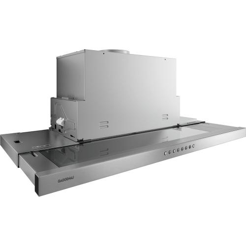 """200 series 200 series Visor hood Stainless steel handle bar Width 36"""" (90 cm)"""