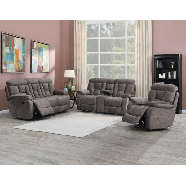 Bogata 3 Piece Manual Motion Set (Sofa, Loveseat & Chair)