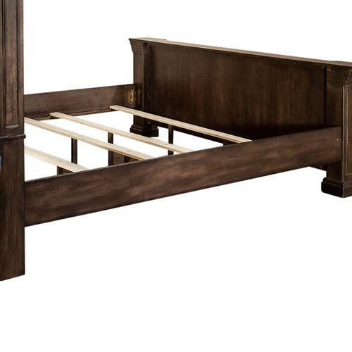 Gallery - Cali King Panel Bed Rails