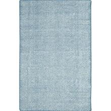 Panama Rug, BLUE, 86X126