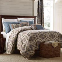 Sahara 6-pc Southwestern Bedding Set, Blue U0026 Brown - King
