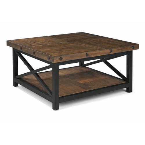 Flexsteel Home - Carpenter Square Coffee Table