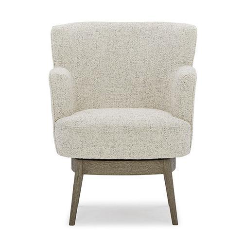 Best Home Furnishings - KELIDA Swivel Barrel Chair