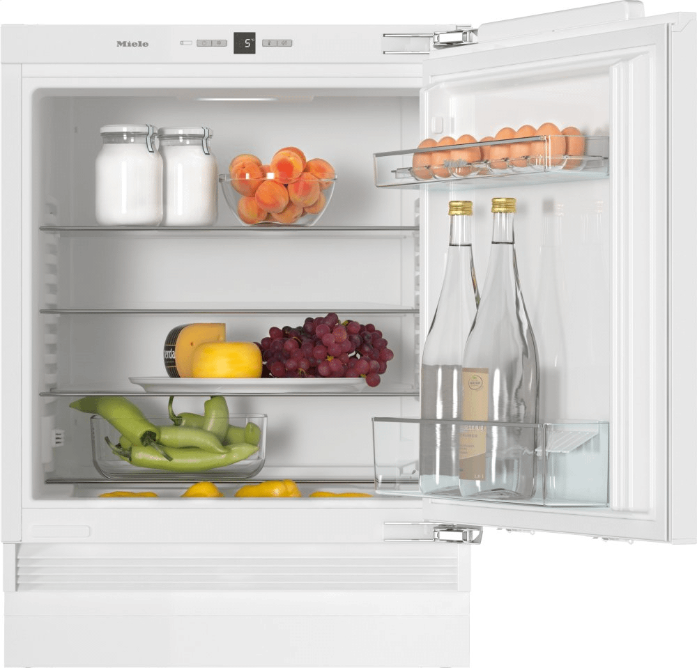 MieleK 31222 Ui - Built-Under Refrigerator Compact Design With A Practical Interior Layout.
