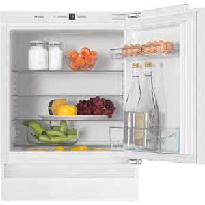 Built-under refrigerator Compact design with a practical interior layout. Product Image