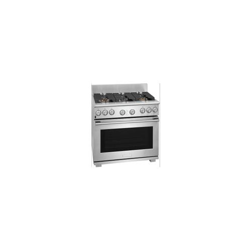 Product Image - 36'' Dual-Fuel Freestanding Range